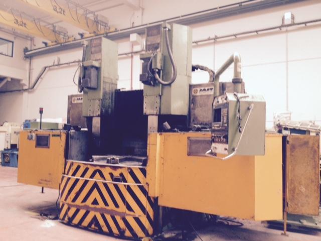 CNC VTL Rafamet - Bost