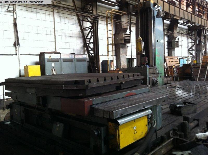 Ram-Type Floor Boring and Milling M/C PAMA ACC 152-330 1133-B195