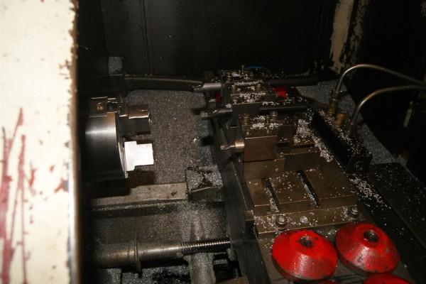 CNC Lathe Matech MT-26 L340