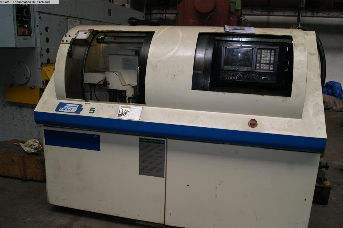 Turning Automatic Lathe - swiss lathe TSUGAMI SS26-SV # L339