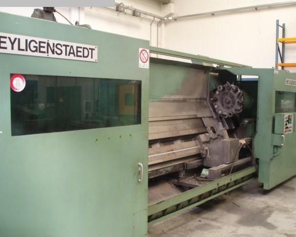 CNC Lathe HEYLIGENSTAEDT Heynumat 10U L220