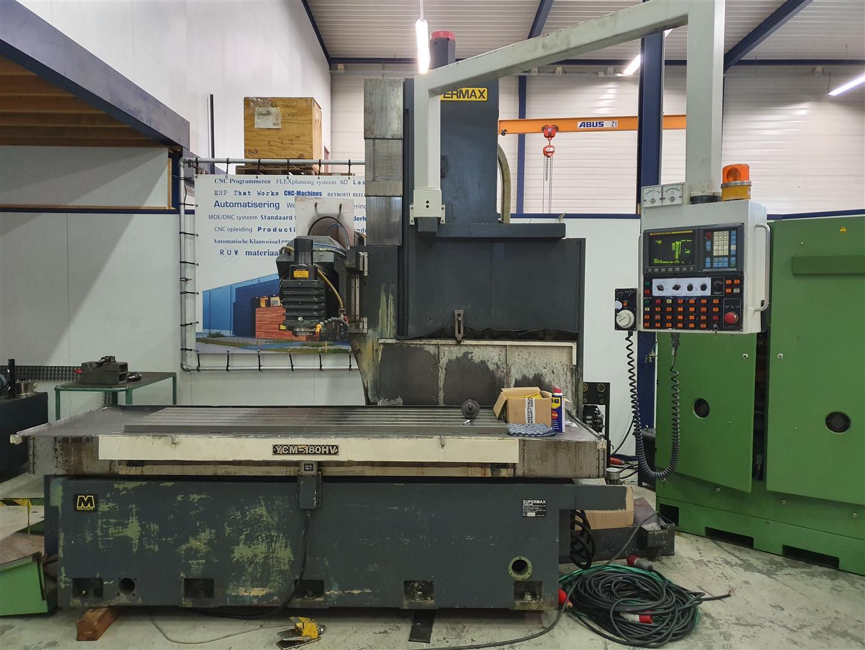 CNC Bed Milling YCM Supermax 1800 HV