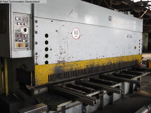 Plate Shear - Hydraulic PIESOK CNTA 3150 / 16 1133-S131