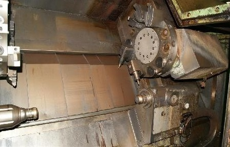 CNC Turning- and Milling Center HEYLIGENSTAEDT Heynumat 10L-2/1000 1133-L189